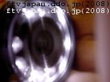 バックカメラの赤外線