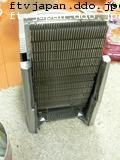放熱板の位置関係