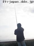 400m先に凧