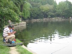 釣り人など